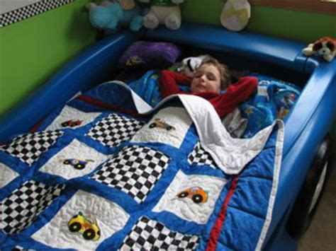 bed for 4 year old timmy s quilt for a 4 year old boy