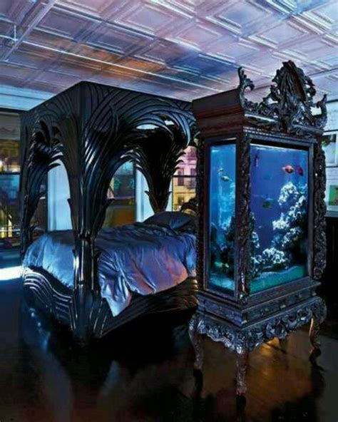 gothic style bedroom thirteen gothic bedrooms home design and interior