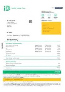cover letter sle for and gas company utility bill template printable sle