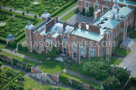 aerial view hatfield house aerial view jason hawkes