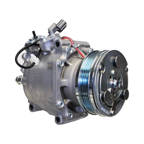 Compressor Compresor Kompresor Ac Honda New Civic 1700 Sanden 1 a c compressor and clutch new compressor denso fits 94 00 honda civic 1 6l l4