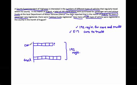 diagram to show ratios 6 rp 3 solve word problems using diagrams