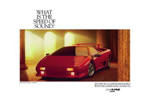 Speed Of Sound Alpine dean fueroghne portfolio alpine car audio systems