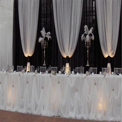 8 ft table skirt cinderella stringed table skirting kit for 24ft table or