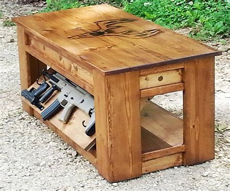 country rustic gorgeous wood concealment furniture