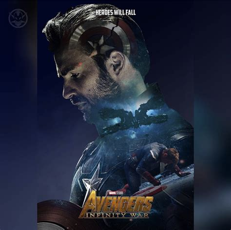 Wallpaper Vin 064 infinity war fanmade character posters album on imgur