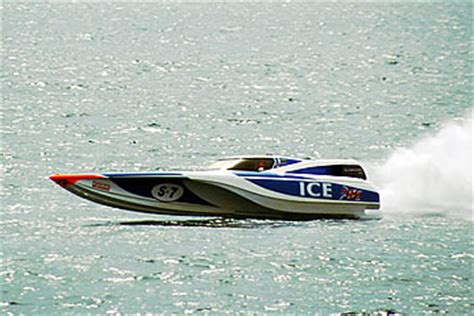 speed boat knots iran successfully tested missile boats with 110 knots