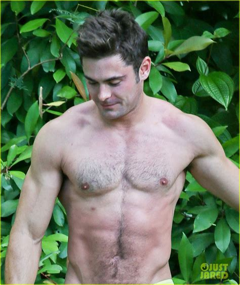 phil mattingly shirtless zac efron is looking hotter than in hawaii