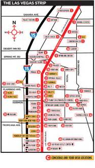 Map Las Vegas Strip by Vegas Com Map Of The Strip Call 1 800 851 1703 To Book A