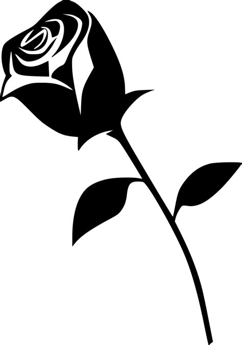 Rose Svg Png Icon Free Download (#562345) - OnlineWebFonts.COM