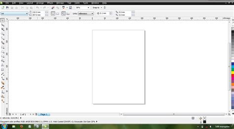 tutorial corel draw ebook corel draw tutorial kartu nama komputer dan free ebook