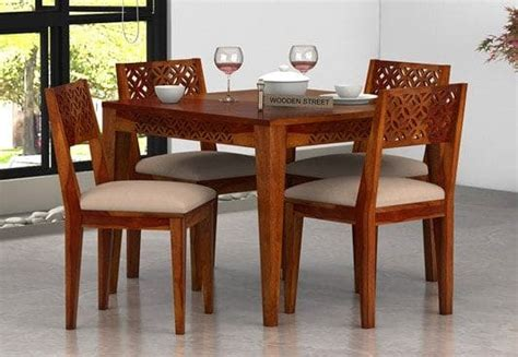 3 seater dining table 4 seater dining table buy 4 seater dining table