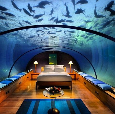 unterwasser schlafzimmer epic underwater bedroom house