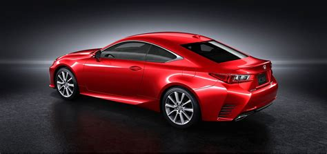 lexus rc f sport lexus rc 350 f sport to debut at geneva motor show 2014