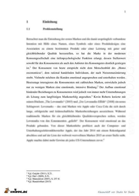 Den Gotiske Renaissance Resume by Hausarbeit Fazit Schreiben