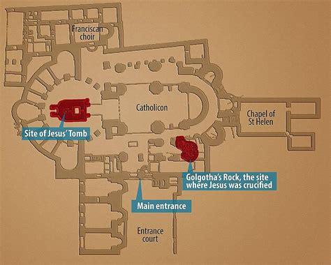 Floor Plan Financing Agreement jerusalem tomb of jesus at risk of catastrophic collapse