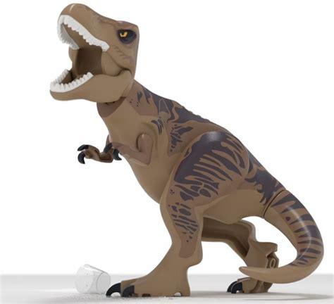 rex stars   teaser  lego jurassic world vg
