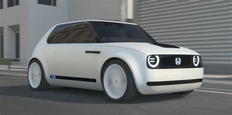 Honda Electric Car 2020 by Honda Delays Its Retro Looking All Electric Vehicle To