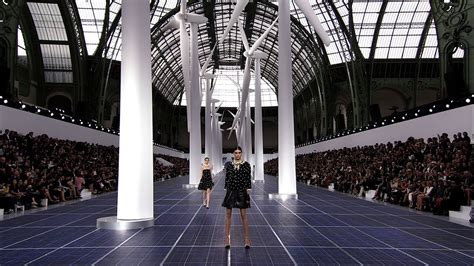 video  chanel spring summer  show youtube