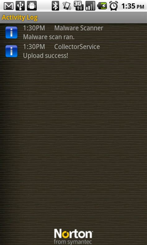 norton for android android app norton smartphone security android central