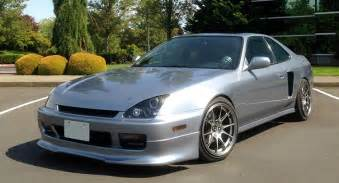 Honda Prelide Tries To Sell A Honda Prelude With Two Engines