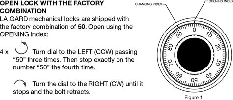 How To Open A Knob Lock by How To Open Combination Lock Security Sistems