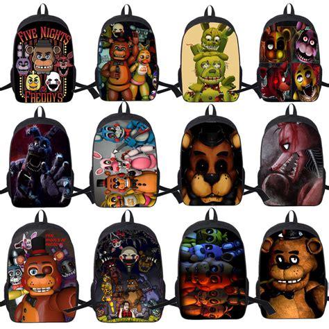 One A Handbags Freddy Ma by 17 Five Nights At Freddy S Freddy Backpack Chica Foxy