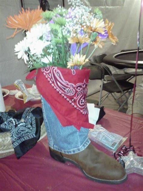 cowboy decorating ideas home 17 best images about western flower arrangements on