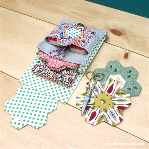 tutorial paper piecing quilting tutorial english paper piecing travel kit hexies part 3