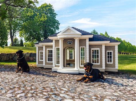 dog house uk luxury dog kennels costing more than a three bedroom home daily mail online