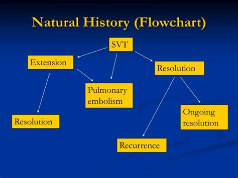 history flowchart ppt superficial venous thrombophlebitis to treat or not