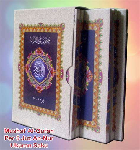 Asyifa An Nur Al Quran jual quran per kata terbitkan artikelmu