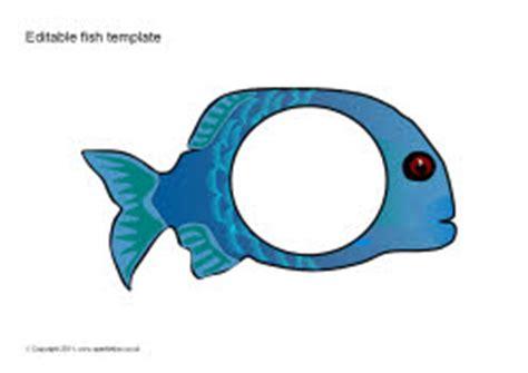 Editable Fish Templates Sb5803 Sparklebox Editable Fish Template