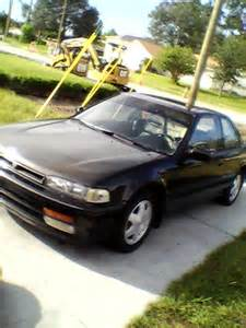 93 honda accord ex f s f t