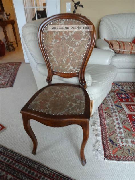 stuhl chippendale dekorativer stuhl biedermeierstuhl chippendale gobelin