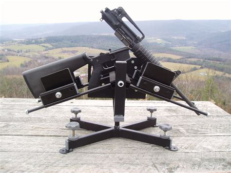 rifle bench vise hyskore announces the master armorer s vise the ultimate ar 15 rifle cleaning