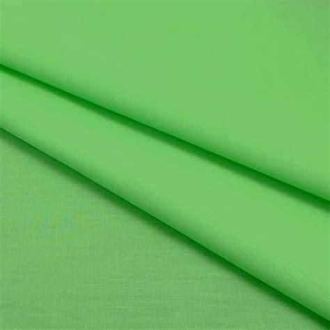 Plain Polycotton 1 plain polycotton fabric 112cm width lime 1 metre