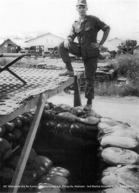 marines at dong ha vietnam quot dong ha air field vietnam quot
