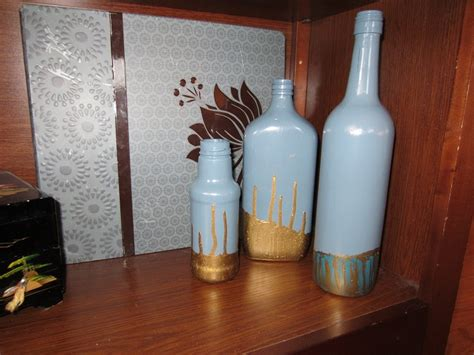 10 painted wine bottles with tos guide patterns