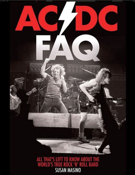 ac dc album by album books ac dc faq book due this month blabbermouth net