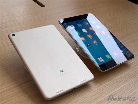 Dan Spec Tablet Xiaomi xiaomi mi pad 3 mi pad 3 pro specifications revealed