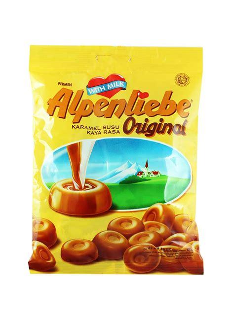 Nano Nano Chewy Mangga Sirsak 20g alpenliebe karamel 42 s original pck 125g