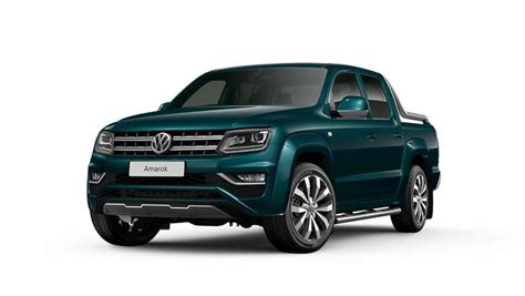 New Volkswagen Amarok 2019 by Volkswagen Amarok V6 2019 Range To Expand Car News
