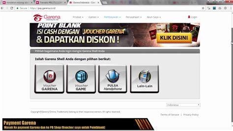 bukalapak voucher game membeli voucher game di bukalapak point blank youtube