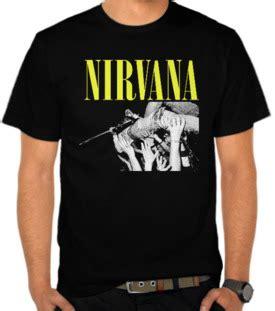 Kaos Nirvana In Utero Rtvcloth jual kaos nirvana satubaju kaos distro