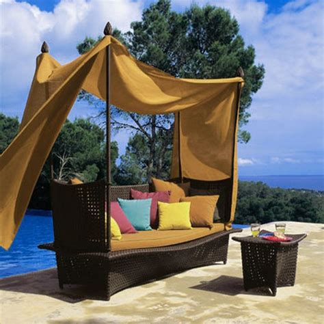 outdoor bed with canopy 25 outdoor canopy bed ideas
