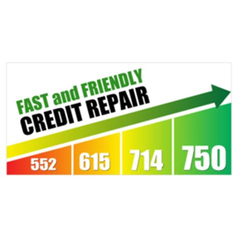 banners for credit repair service businesses