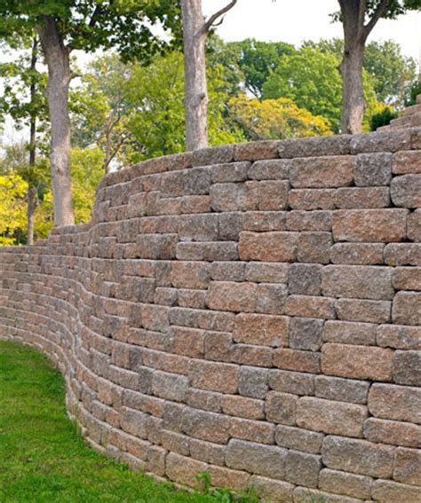 Retaining Wall Manufacturers Contractors Engineers Landscape Architects Retaining