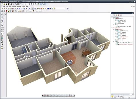 home design 3d free pc tekenprogramma software gratis te downloaden
