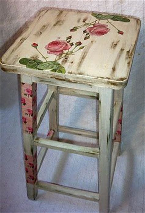 Decoupage Furniture With Scrapbook Paper - 25 great ideas about decoupage ideas on mod